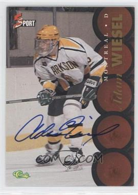1995 Classic 5 Sport Non-Numbered Autographs [Autographed] #ADWI - Adam Wiesel