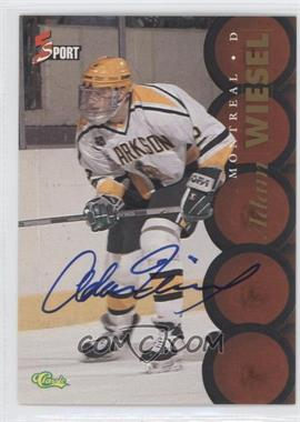 1995 Classic 5 Sport Non-Numbered Autographs [Autographed] #N/A - Adam Wiesel