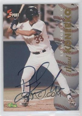 1995 Classic 5 Sport Non-Numbered Autographs [Autographed] #PAKO - Paul Konerko