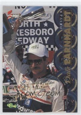 1995 Classic 5 Sport Preview Gold Printers Proof #SP1 - Dale Earnhardt /795