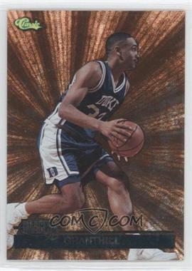 1995 Classic Images Four Sport - [Base] #3 - Grant Hill