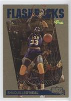 Shaquille O'Neal #899/4,495