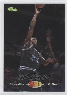 1995 Classic Images Four Sport [???] #4 - Shaquille O'Neal