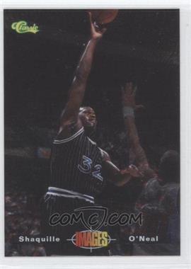 1995 Classic Images Four Sport [???] #POY4 - Shaquille O'Neal