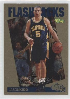 1995 Classic Images Four Sport [???] #TF2 - Jason Kidd /4495