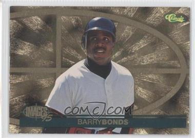 1995 Classic Images Four Sport Classic Performances #CP17 - Barry Bonds /4495