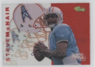 1995 Classic Images Four Sport Limited Edition Acetate #NoN - Steve McNair