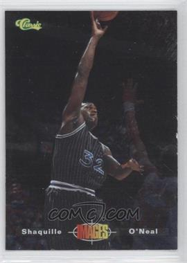 1995 Classic Images Four Sport Player of the Year #POY4 - Shaquille O'Neal