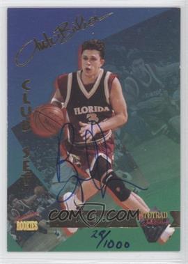 1995 Signature Rookies Tetrad Club Set Autographs [Autographed] #12 - Bob Sura /1000