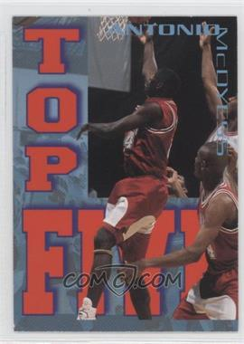 1995 Signature Rookies Tetrad Top Five #T2 - Antonio McDyess