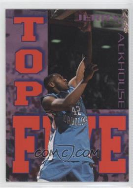 1995 Signature Rookies Tetrad Top Five #T3 - Jerry Stackhouse