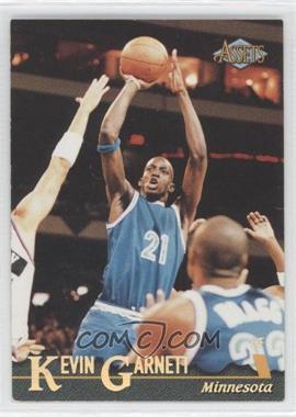 1996 Assets #13 - Kevin Garnett
