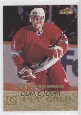 1996 Score Board All Sport PPF - [Base] - Gold #171 - Joe Thornton