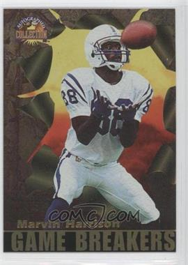 1996 Score Board Autographed Collection [???] #26 - Marvin Harrison