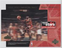 Michael Jordan 1995-96 NBA Season