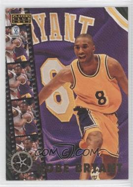 1997 Score Board Players Club Play Back #PB10 - Kobe Bryant