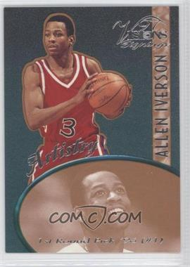 1997 Score Board Visions Signings [???] #2 - Allen Iverson