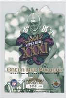 Green Bay Packers Super Bowl XXXI Champions (Reggie White) /5000