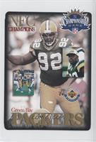 Green Bay Packers NFC Champions (Reggie White) /5000
