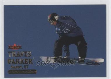 2000 Fleer Adrenaline - [Base] - Gold #2 - Travis Parker