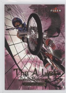 2000 Fleer Adrenaline - The A List #1 AL - Jamie Bestwick