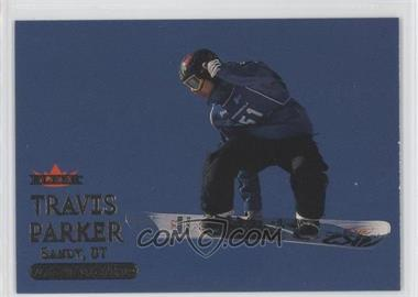 2000 Fleer Adrenaline Gold #2 - [Missing]