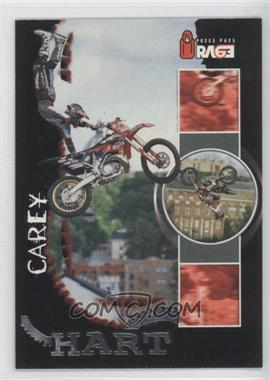 2000 Press Pass Rage #42 - Carey Hart