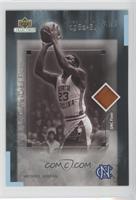 Michael Jordan (UNC Game-Used Floor) /2100