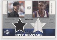 Randy Johnson, Stephon Marbury