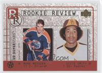 Mark Messier, Ozzie Smith