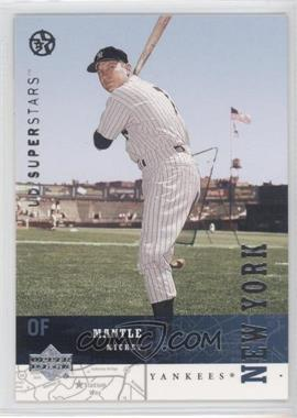 2002-03 Upper Deck UD Superstars #152 - Mickey Mantle