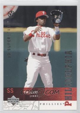 2002-03 Upper Deck UD Superstars #184 - Jimmy Rollins