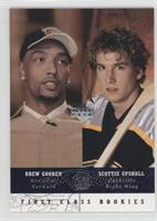 First Class Rookies - Drew Gooden, Scottie Upshall