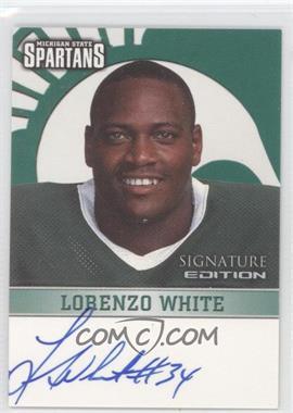 2003 TK Legacy Michigan State Spartans [???] #MSU11 - Lorenzo White