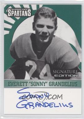 2003 TK Legacy Michigan State Spartans [???] #MSUB4 - Everett Grandelius