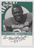 George Webster