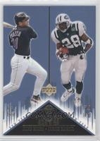 Mike Piazza, Curtis Martin