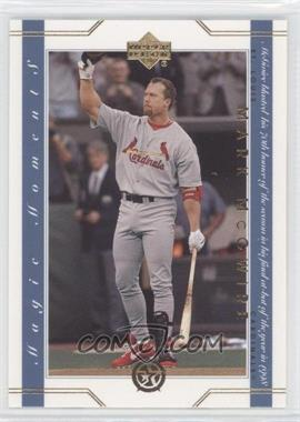 2003 Upper Deck UD Superstars [???] #MM2 - Mark McGwire