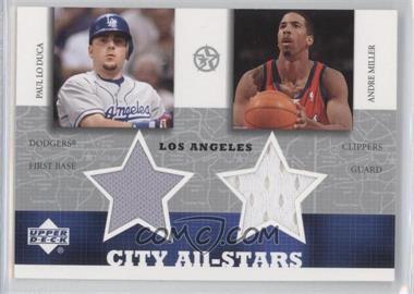 2003 Upper Deck UD Superstars [???] #PL/AM-C - Paul Lo Duca, Andre Miller