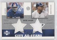 Ron Dayne, Bernie Williams