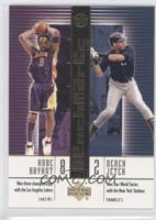 Kobe Bryant, Derek Jeter