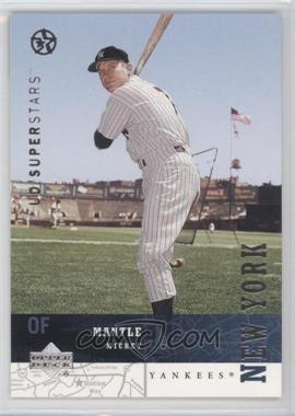2003 Upper Deck UD Superstars #152 - Mickey Mantle