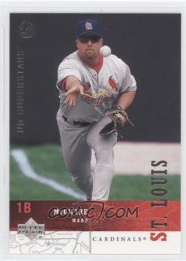 2003 Upper Deck UD Superstars #230 - Mark McGwire
