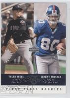 Jeremy Shockey, Tyler Yates