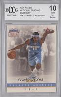 Carmelo Anthony (Fleer) [ENCASED]
