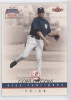 Alex Rodriguez (Fleer)
