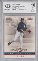 Alex Rodriguez (Fleer) [ENCASED]