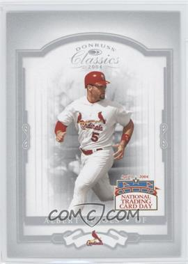 2004 National Trading Card Day #DP-1 - Albert Pujols