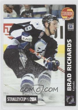 2004 Stadion #689 - Brad Richards