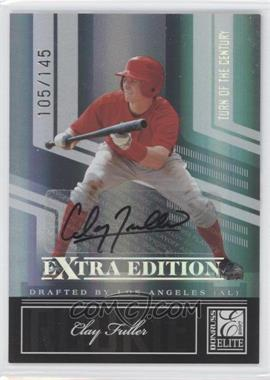 2007 Donruss Elite Extra Edition - [Base] - Turn of the Century Signatures [Autographed] #97 - Clay Fuller /145